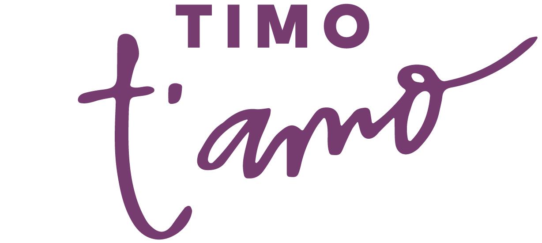 Timo t'amo logo